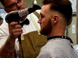 mantella per parrucchieri